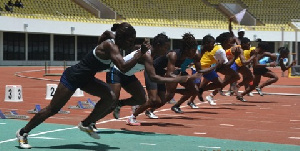 Athletics Ghana