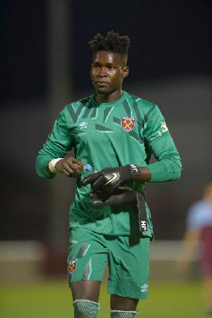 Ghana international Joseph Anang