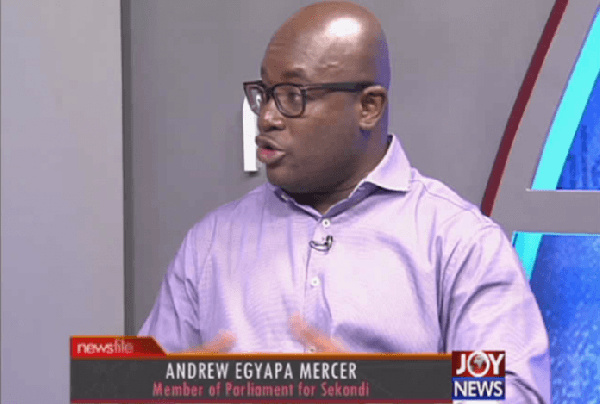 MP jabs Mahama over corruption fight comments