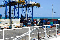 The project is aimed at boosting operations at the Takoradi Port