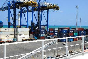 Takoradi Port 1