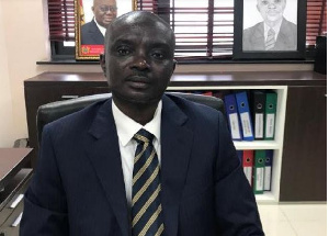 Ebenezer Kojo Kum   MP For Ahanta   New