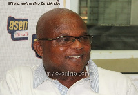 Dr Nana Ato Arthur, Head of Local Government Services