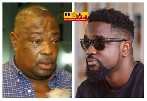Zapp Mallet and Sarkodie