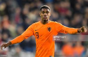 Myron Boadu has a Ghanaian father and a Dutch mother