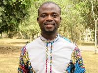Journalist Manasseh Azure Azuni