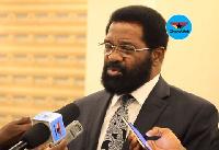 Member of Parliament for Ablekuma South constituency, Alfred Okoe Vanderpuije