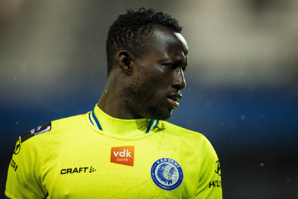 Osman Bukari scores as KAA Gent thump Kamal Sowah's OHL in Belgian top-flight Published on: 24 January 2021