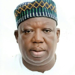 Mr Prince Bagnaba Mba