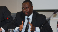 Dr Franklin Oduro, Head of Research and Programmes at CDD-Ghana
