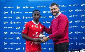 Yaw Yeboah Goall