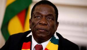 Emmerson Mnangagwa, Zimbabwean President