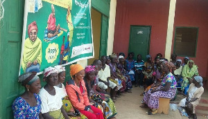 File Photo: Some of the beneficiaries want government to increase their grant