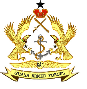 Logo of the Ghana Armed Forces