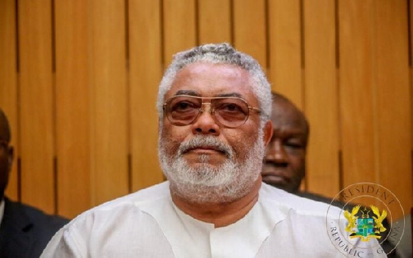 Rawlings at 74: Famous quotes by the late J.J Rawlings