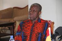 Vice-President, Amissah-Arthur