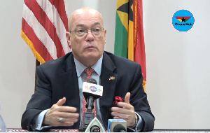US Ambassador to Ghana, Robert Porter Jackson