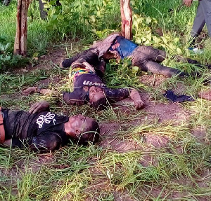 The Fulani kdnappers were killed at Busunu in the West Gonja