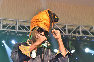 Kojo Antwi is one of the headline artistes for the event