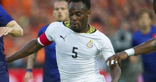 Today In History: Michael Essien retires from Black Stars