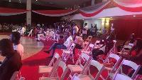 Kwabena Kwabena's Save  a Life concert
