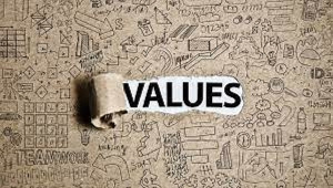 The value concept is key to understanding acceptable behaviuors within a geographic location