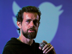 Jack Dorsey is Co-Founder and CEO Twitter Inc.