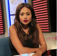 Actress Chantelle Asante