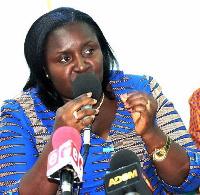 Executive Secretary of the Ghana Anti-Corruption Coalition (GASS), Mrs Beauty Emefa Narteh