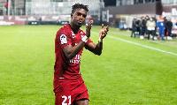 Ghanaian defender John Boye