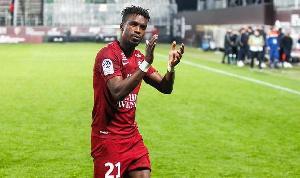 Exclusive: French Ligue 1 side Bordeaux interested in signing Ghana defender John Boye