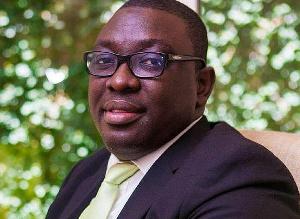 Andrew Takyi-Appiah, Managing Director for Zeepay Ghana