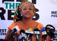 Otiko Afisa Djaba, Minister of Gender, Children and Social Protection