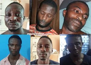 Kwabenya Suspects