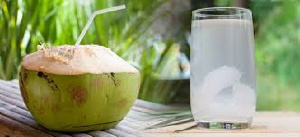 Coconut water is a good source of fibre, vitamin C and other nutrients
