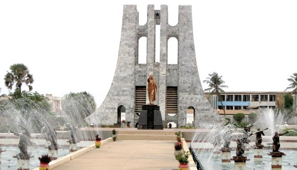 Attractive Mustapha talks about poor state of Kwame Nkrumah Mausoleum