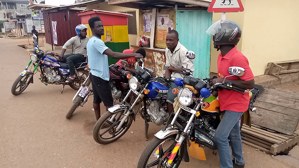 'Okada usage must be restricted to certain roads'
