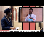 Amerado switches things up with a guest appearance on 'Yeete Nsem' episode 11