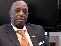 Ghanaian Chemical Engineer and Innovator, Dr. Thomas Mensah