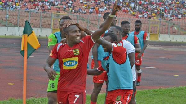 'Playing with Sougne Yacouba was a great feeling' - Obed Owusu