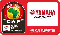 Yamaha are set to be unveiled as new AFCON sponsors