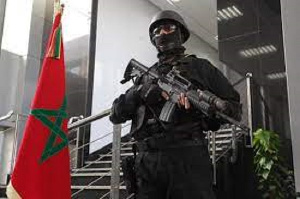 The operation was carried out by special forces in Morocco