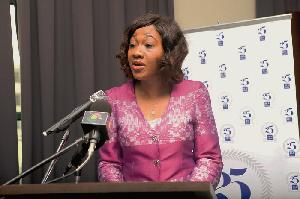 Jean Mensah, Electoral Commissioner, Ghana