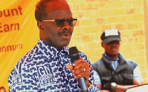 Groupe Nduom are currently locked up in a meeting at the Coconut Grove Beach Resort in Elmina