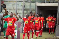 Asante Kotoko scored Karela FC to represent Ghana at the 2019/2020 CAF Champions League
