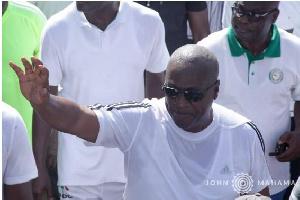 John Mahama   2020