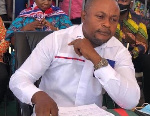 New Patriotic Party (NPP) candidate for the Ablekuma South constituency, Bernard Anyaa Brown