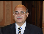 Dr. Azzam, President of the Confederation of African Cycling (CAC)