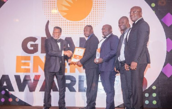 VRA receives multiple awards at 2019 Ghana Energy Awards
