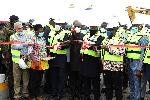 Veep commissions new liquid bulk terminal at Port of Takoradi